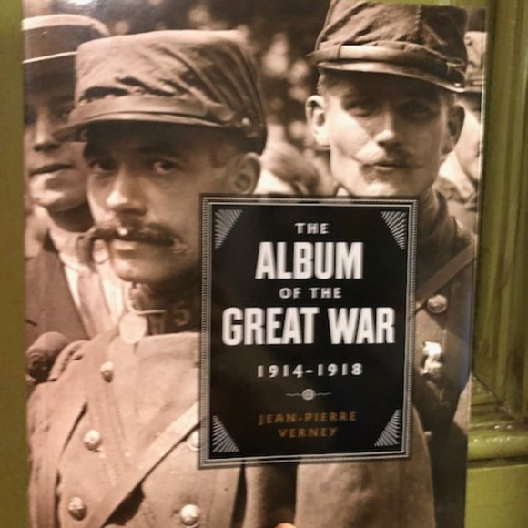 The Album of the Great War 1914-1918